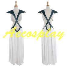 Movie Game of Thrones Season 5 Daenerys Targaryen Cosplay Costume  Customized