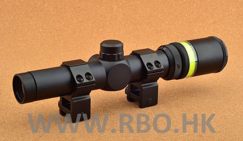 Rambo 1.5-6x24 green fiber optic lighting rifle scope hunting shooting RBO new mark4 m3 3 5 10x50 esfd rifle scope hunting shooting diameter rifle scope rbo r7423