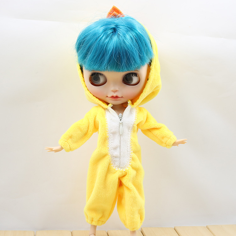 Neo Blythe Doll Hat Suit 3