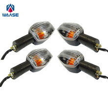 Waase 4x поворотники мигалки Индикатор лампа ясно для Honda CBR929RR CBR954RR CBR 600 F4 F4i CB400 RVT1000R RC51