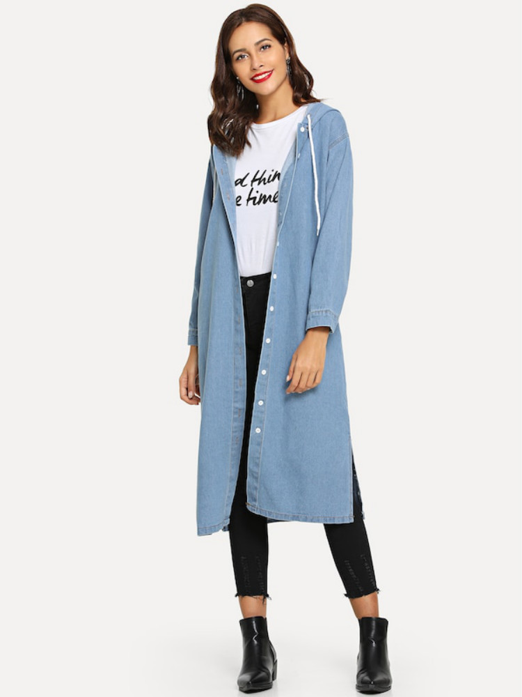 La MaxPa Casual High Quality Windcheater Warme Winter Instagram Fashion Streetwear   Trench   Elegant Coats For Women Clothing 2019