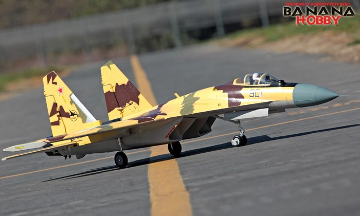 Freewing Su35 SU-35 twin 70mm EDF rc jet plane Remote-Controlled model KIT Retractable plane/airplane/RC MODEL HOBBY