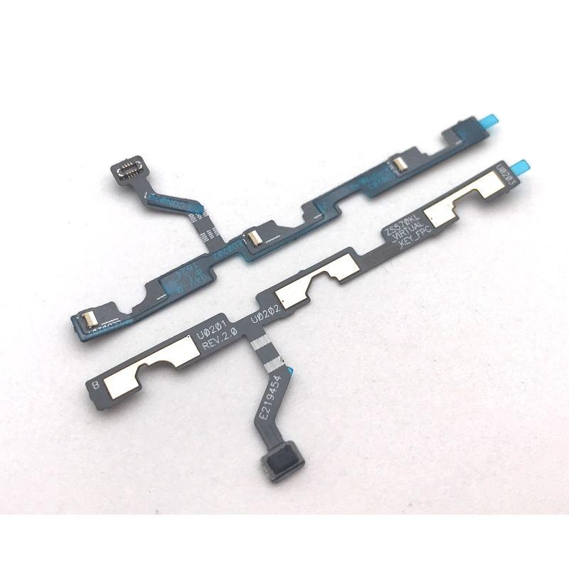 For ASUS ZenFone3 Deluxe ZS570KL Home Button Back Menu Key Snesor Flex Cable Ribbon Replacement Parts