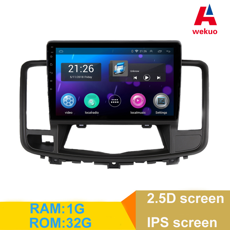 10 android car dvd multimedia player gps for nissan teana. Black Bedroom Furniture Sets. Home Design Ideas