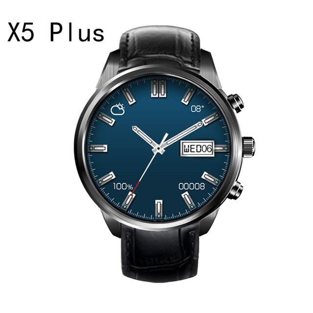 HOT Finow X5 plus Smart Watch Android 5.1 MTK6580 Quad Amoled PK KW88 DM368 I3 Watch SIM Card WIFI Wristwatch For iOS/Andorid