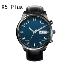 "New Finow X5 plus Smart Watch Android 5.1 MTK6580 Quad 1.39 "" Amoled 400*400 SIM Card WIFI Heart Rate Wristwatch For iOS/Andorid"