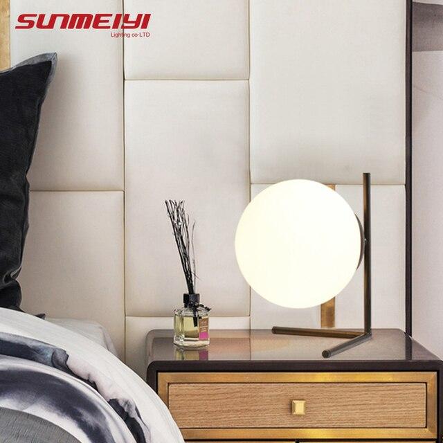 Miglior acquisto Moderno LED Lampade Da Tavolo Per La camera ...