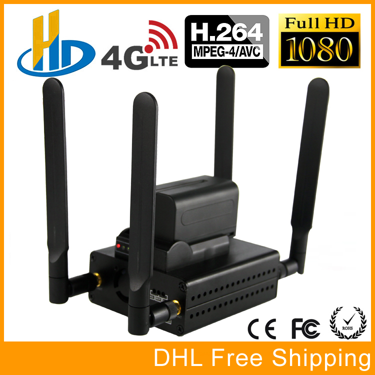 URay 3G / 4G LTE 1080P HD H.264 / H264 HDMI Network Video Streaming Encoder UDP RTMP RTSP HLS Live Streaming Transmitter IPTV h 264 mpeg 4 avc hdmi to dvb c encoder modulator with http rtsp rtmp hls