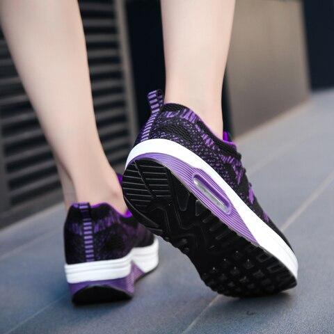 Women Running Shoes Air Black Dark Blue Women Sport Shoes Spring Summer Female Designer Sneakers Lightweight Tracking Shoes Lahore