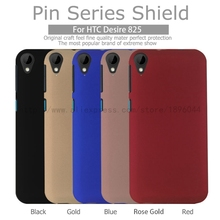 Pin Series Frosted Shield for font b HTC b font Desire 825 Rubber Paint Hard PC