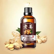 Hair Regrow Essential Oils 7 Day Ginger Germinal Serum