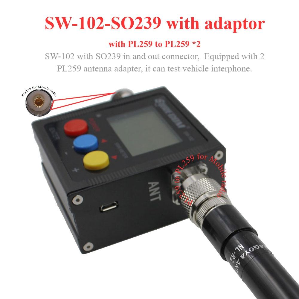 """2019 m. NAUJAS """"SURECOM SW-102"""" su trijų adapterių 125–520 - Ryšių įranga - Nuotrauka 4"""