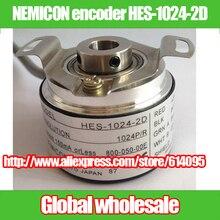 1 шт. японский NEMICON энкодер HES-1024-2D/1024 линия 1024 P/R датчик NEMICON