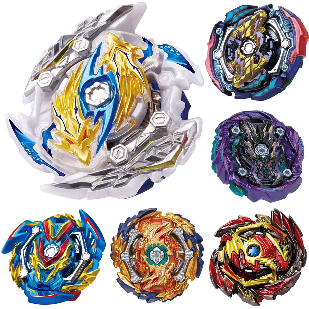 41 PCS Launchers Beyblade Burst Toys B-131 Fafnir Bables Toupie Bayblade Burst Metal God Spinning Top Bey Blade Blade Toy 723203