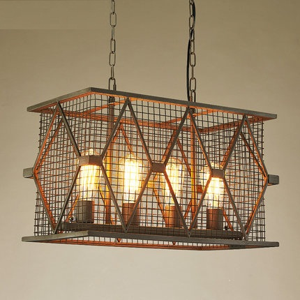 Loft Style Iron Net Droplight Industrial Wind Vintage Pendant Light Fixtures For Dining Room Hanging Lamp Lamparas Colgantes antique loft style iron droplight industrial wind vintage pendant light fixtures dining room hanging lamp lamparas colgantes