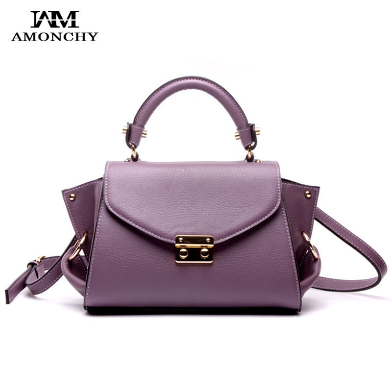 New Fashion Brand Designer Women Bags New 100% Genuine Leather Women's Handbags Luxury Celebrity Shoulder Tote Bag Sac Femme S04 new american luxury style 100% oil genuine leather women composite shoulder bag brand designer cowhide handbags tote li 1358