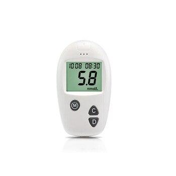 2017 gran venta medidor de glucosa para el hogar medidor electrónico de glucosa en sangre instrumento de medición medidor de glucosa detector de salud