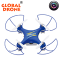 Global Drone GW009C 4CH Mini Drone With Camera Quadcopter Dron RC Quad copter With Camera HD Quadrocopter Mini Drone VS CX-10
