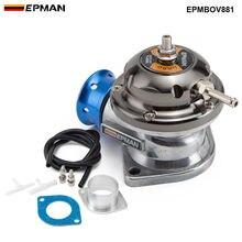"""Válvula de soplado Universal ajustable, tipo RS Turbo, BOV, 2,5 """", brida de montaje EPMBOV881"""