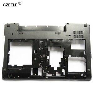 Image 1 - GZEELE جديد محمول أسفل الغطاء الخلفي لينوفو N580 N585 P580 P585 أسفل الحال 90201009 AP0QN000310 دفتر أسفل D قذيفة جديد