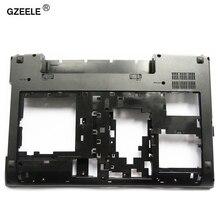 GZEELE nowy laptop dolny skrzynki pokrywa dla LENOVO N580 N585 P580 P585 dolny futerał 90201009 AP0QN000310 notebook dno D powłoki nowy