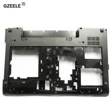 GZEELE yeni laptop alt kılıf kapak için LENOVO N580 N585 P580 P585 alt kasa 90201009 AP0QN000310 dizüstü alt D kabuk yeni