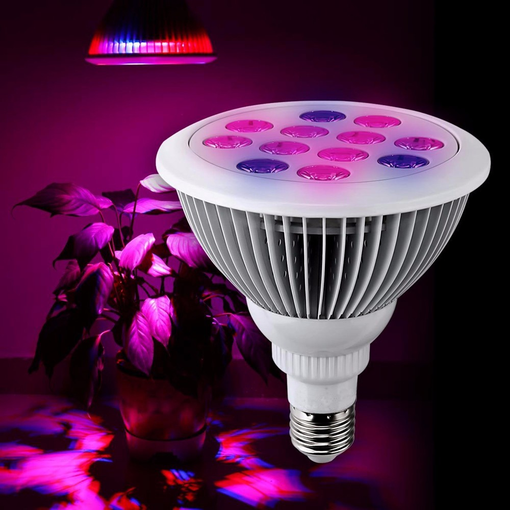 E27 12W LED Grow Lights Growing Lamp For Garden Greenhouse In LED Grow  Lights From Lights U0026 Lighting On Aliexpress.com | Alibaba Group