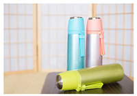 Double Wall Stainless Steel Vacuum Flasks  Insulated Thermos Bottle  Water Bottle
