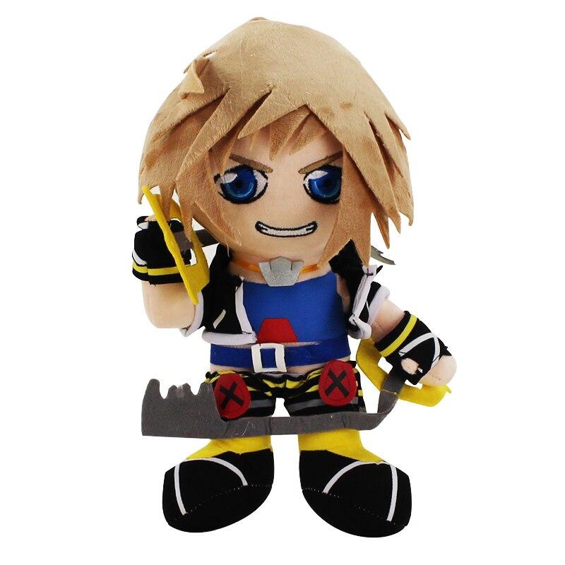 Sora Kingdom Hearts 1520074: 31cm Large Kingdom Hearts Sora Plush Toy Soft Stuffed Doll