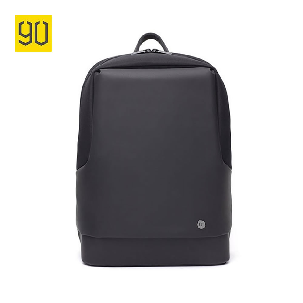 New 90Fun City Business Backpack Men Travel Laptop Bag For 15.6 Inch Minimalist Style College Students High Capacity Schoolbag мужские часы wenger 01 1441 111