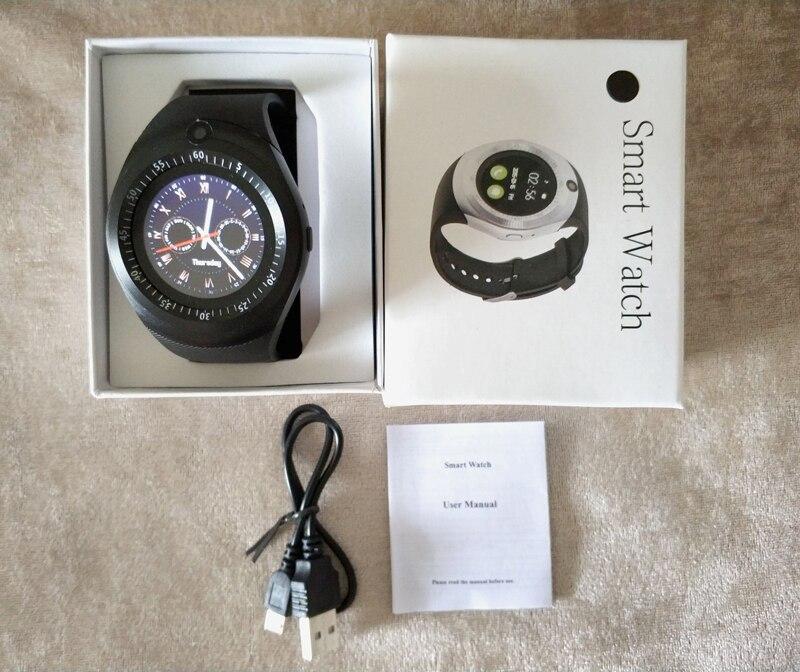 band gear smartwatch