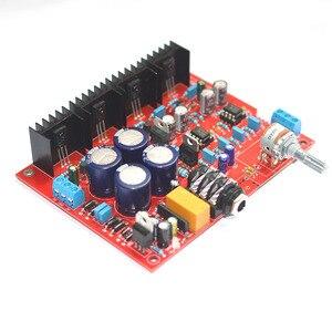 Image 3 - CIRMECH Amplificador de auriculares con base en Beyerdynamic A1 MC33078 BD139 BD140, arquitectura con protección para auriculares, potenciómetro ALPS