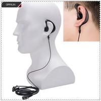 5PCS Dual PTT headphones are suitable for baofeng UV5R UV82 bf888s bf666s uv6r uv8d for KENWOOD TK3107 TK3207 TK3307 radios