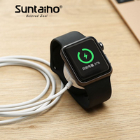 Suntaiho Wireless Charging For Apple Watch Charger USB Cable Adapter Magnetic Wireless Charging For I Watch