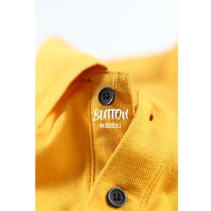Image 4 - Simwood 2020 verão novo logotipo bordado camisa polo 100% algodão clássico superior manga curta de alta qualidade mais tamanho 190295