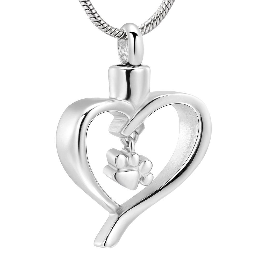 Cat Moon Cremation Jewelry for Ashes Pet Memorial Keepsake Holder Cremation Pendant Necklace for Women Girl Free Fill Kit