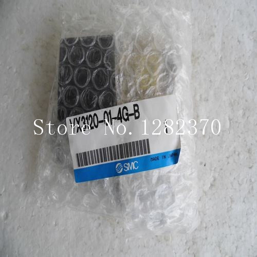[SA] New Japan genuine original SMC solenoid valve VX3120-01-4G-B Stock smc solenoid valve vfs1120 5gb 01 new original genuine