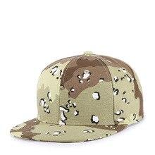 2019 New Cotton Camouflage Hat Men Hip Hop Cap Mens Hats Adjustable