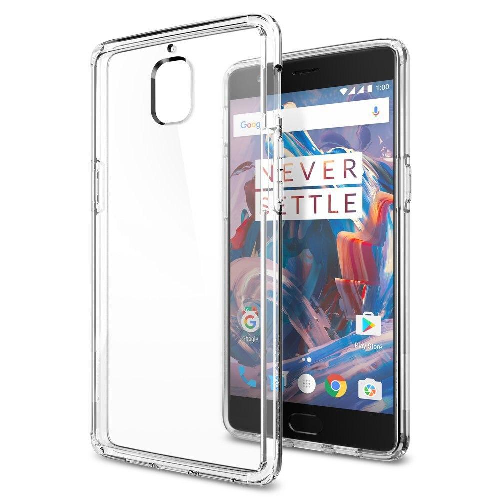 bilder für Aliantech Oneplus 3 Ultra Hybrid Fall Kristall Clear rückseite TPU Rahmen Stil Phone Cases für OnePlus 3/Oneplus drei