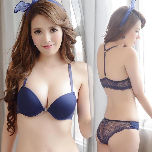 ae5e3daa16dfc NEW 2016 Sexy Elegant Bra and Panty Set Women Bras Underwear Lady Victoria push  up bra