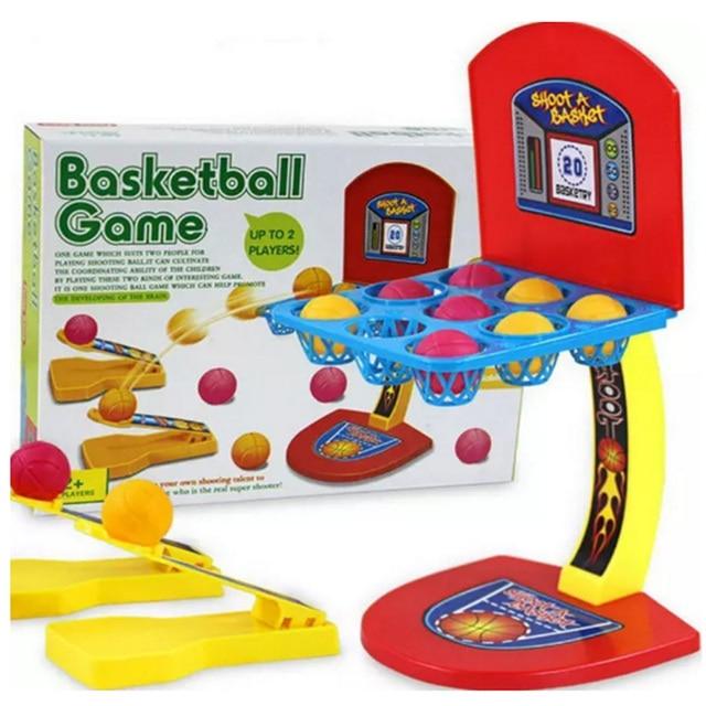 Juego De Mesa De Baloncesto Para Ninos En Juegos De Mesa De Deportes