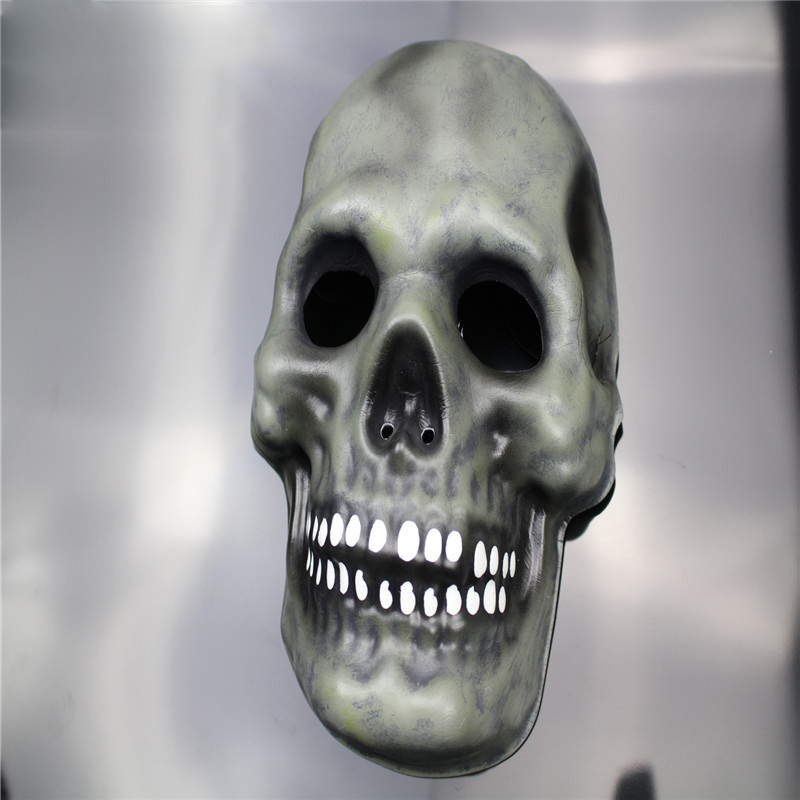 Very Scary Halloween Decorations: 2015 Popular Scary Skull Soft EVA Halloween Costume Party