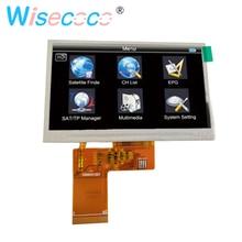 4.3 inch HD TFT LCD Screen display for SATLINK WS-6932 WS-6936 WS-6939 WS-6960 WS-6965 WS-6966 WS-6979 Satellite Finder ws 275 декантер в объятиях осьминога