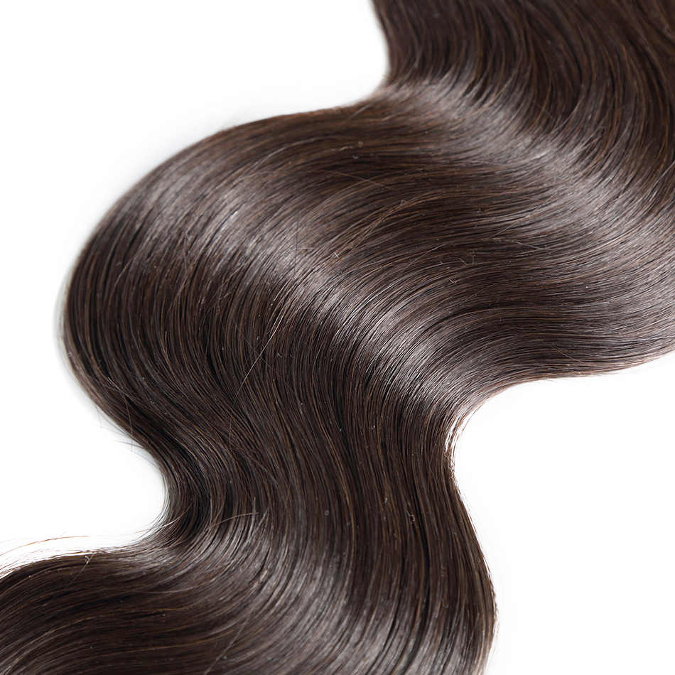 ILARIA HAIR Malaysian Body Wave Virgin Hair Bundles Deal 100% Malaysian Human Hair Weave Bundles Natural Color Top Quality 3