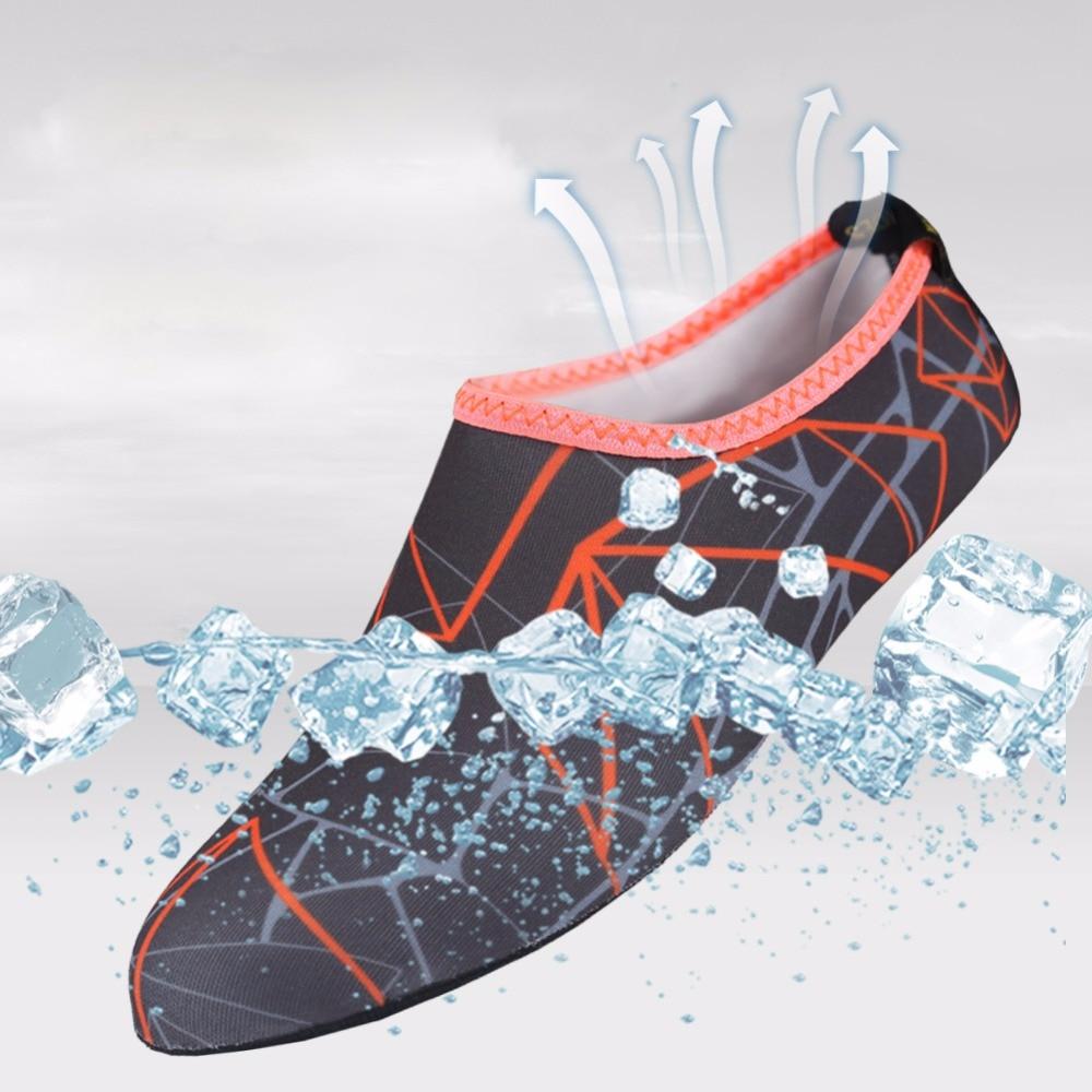 Fins, Footwear & Gloves Water Sports Men Women Water Socks Skin Aqua Shoes Swim Surf Beach Yoga Exercise Sport 36-49
