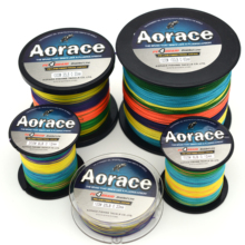 Braided Fishing Line 100M 300M 500M 1000M  4 Strands Super PE Braid Line Multifilament Fishing Line Multifilamento de linha de