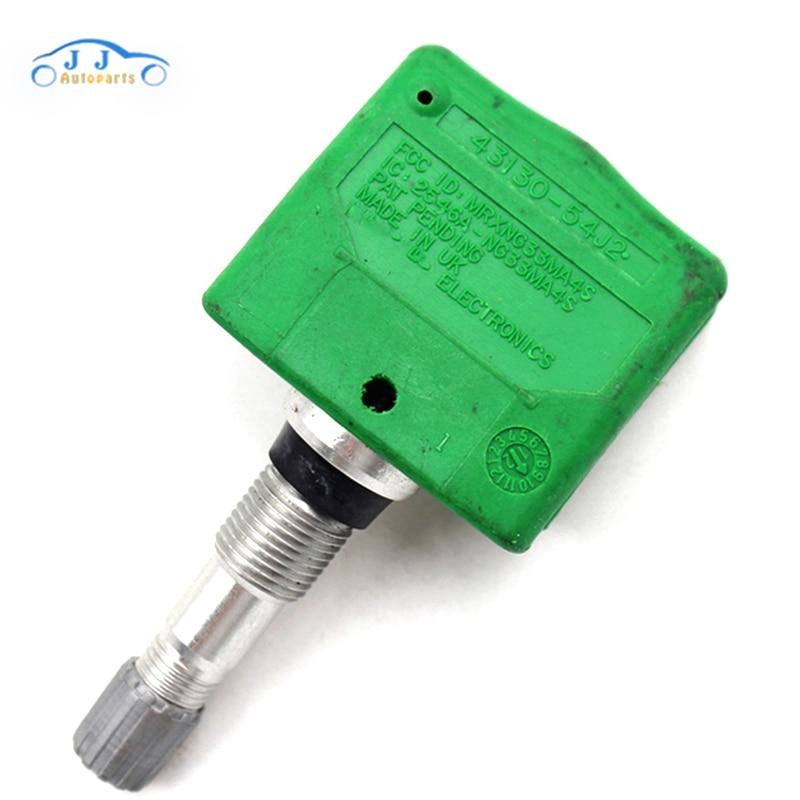 все цены на YAOPEI For Suzuki TIRE PRESSURE SENSOR TPMS Factory OEM 43130-54J2 Green онлайн
