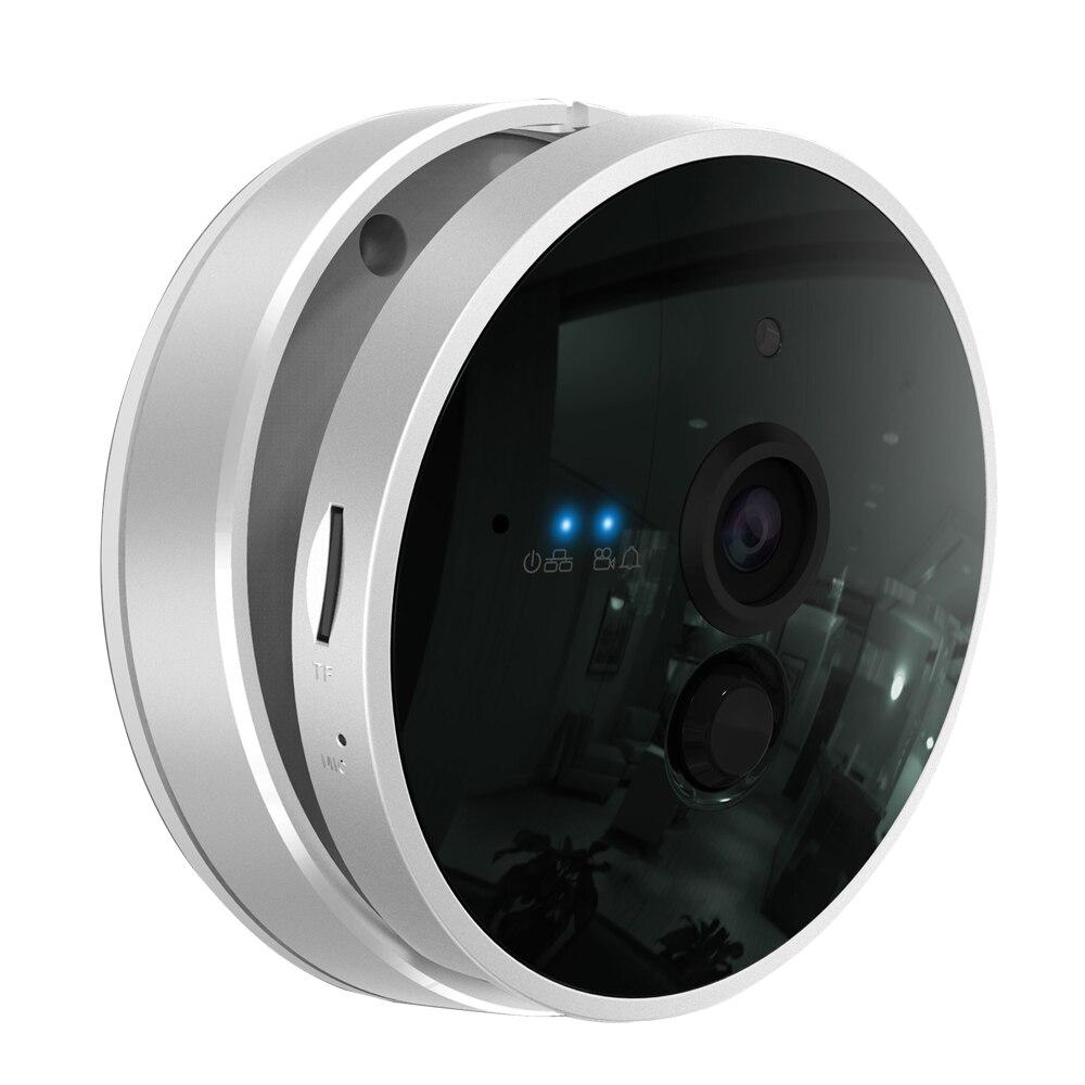 imágenes para CTVMAN Wifi Cámara IP 1080 P 2mp Apoyo PIR de Alarma de Detección de Movimiento de dos Vías de Audio con Ranura Para Tarjeta SD Para la Cámara de Seguridad Inalámbrica