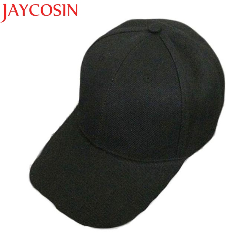 JAYCOSIN Summer Women Solid Color   Baseball     Cap   Snapback Hat New