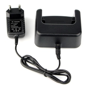 Image 2 - Radio Battery Charger for Retevis RT3 TYT MD 380 Walkie Talkie Portable Two Way Radio Comunicador J9110C